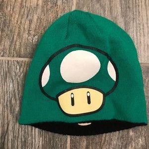 Kids Super Mario Nintendo Hat